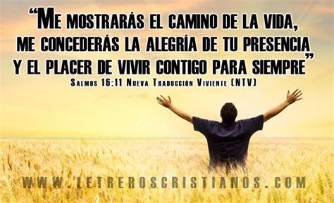 imagenes impactantes cristianas para facebook salmos 16 11 ntv 171 letreros cristianos com imagenes