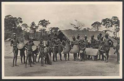 mangbetu orchestra, oriental province, belgian congo
