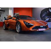 This Is How The DC Avanti Will Look From Inside  Motoroids