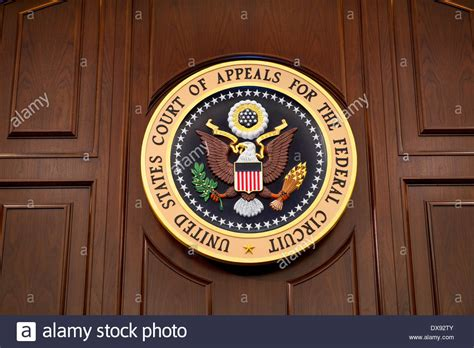 Seal of the United States Court of Appeals for the Federal ... Usdc Dc Circuit