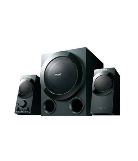 Speaker Aktif Sony Srs D5 buy sony srs d9 2 1 channel multimedia speaker black