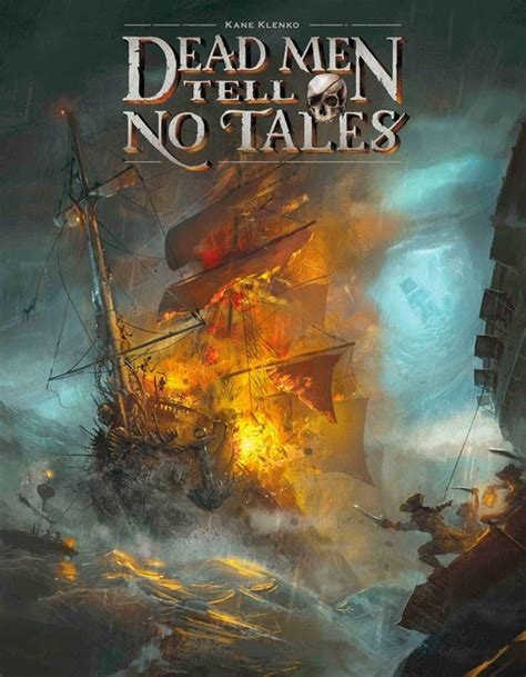 No New Tale To Tell 3 by Dead Tell No Tales Review Board Quest