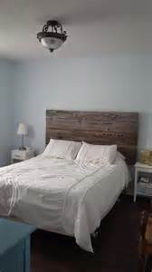 Barn Board Headboard Yellow Cottage Furniture Barn Board Headboard