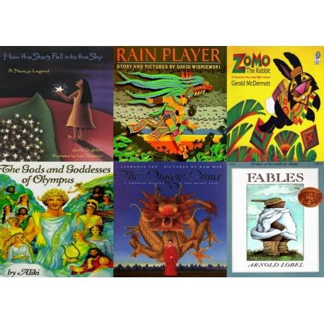 Myths Legends And Folklore Picture Books Classroom