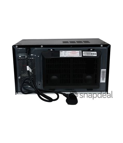 Lg Microwave Grill lg 20 ltr mh2045hb grill microwave oven price in india