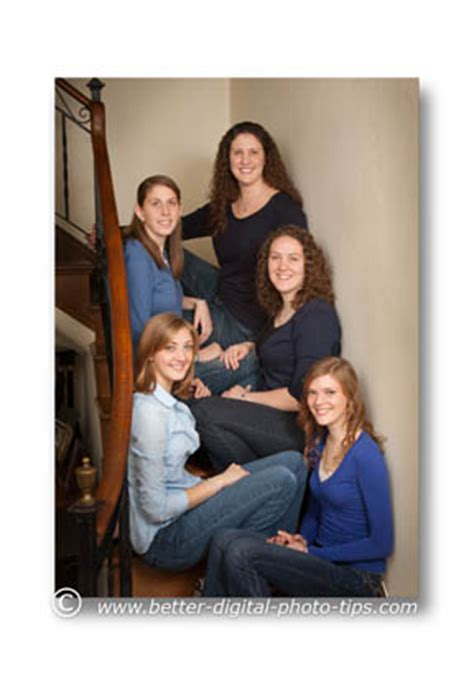 family picture ideas and tips new portrait biz digital photography for yearbooks on pinterest group photos