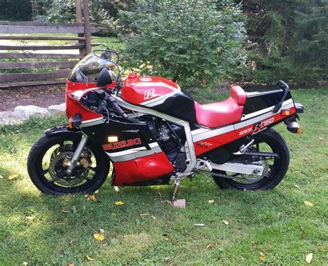 750 Suzuki For Sale by Featured Listing Original 1986 Gsx R750 For Sale