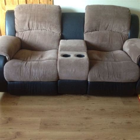 Harvey Norman 2 Seater Recliner Console 3 Seater Recliner