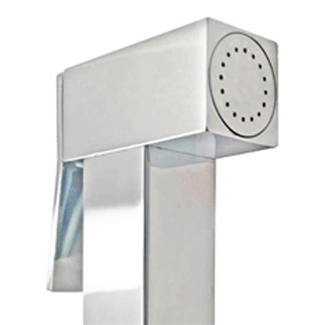 doccia per bidet doccia bidet ottone cromato serie square