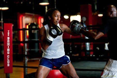 raquel miller boxing awakening fighters