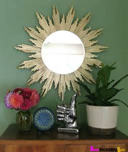 Home Decor Diy Blog by Diy Mirror Decorating Ideas Related Keywords Amp Suggestions