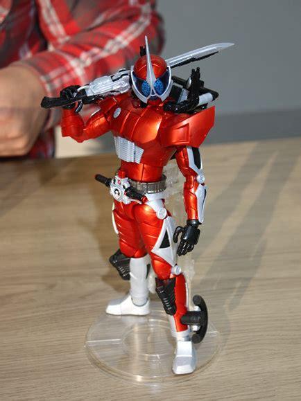 Model Kit Bandai Kamen Rider Accel Motor mg figurerise kamen rider accel many new large images