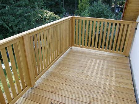 balkongeländer handlauf holz handlauf fr balkon aus holz die neueste innovation der