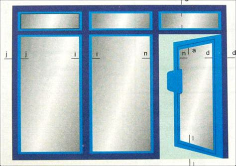 jindal aluminium window sections door cum partition section in tumkur bengaluru jindal