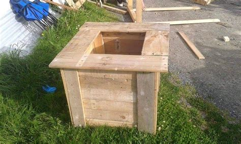 planter box bench seat pallet bench seat and planter box 101 pallet ideas