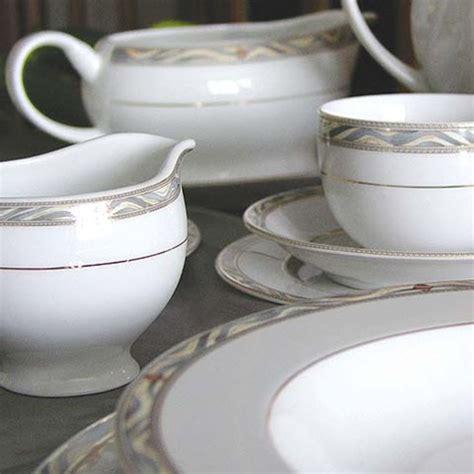 Polish Art Center   Lorelei   Polish Porcelain Dinner And Coffee/Tea Set