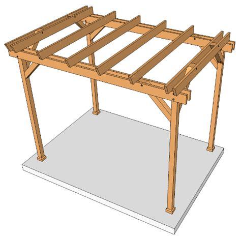 Comment Construire Une Pergola 2804 by Outils De Calcul Compatible Eurocode5 Le Guide De