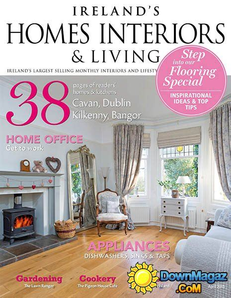 home interior design magazine pdf free download ireland s homes interiors living april 2015 187 download