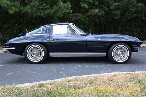 68 corvette split window 1963 corvette split window coupe for sale at buyavette