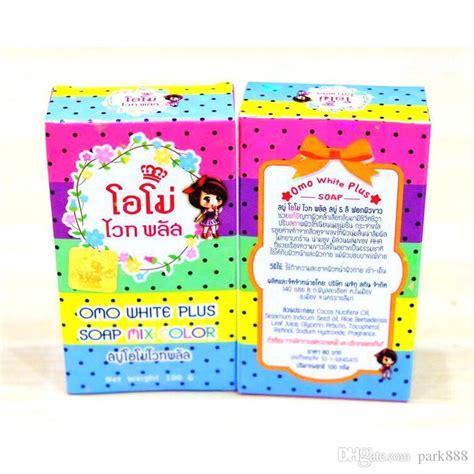 Thailand Gluta Soap Original thailand gluta whitening soap rainbow soap omo white mix