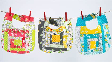 Missouri Quilt Co Coupon Codes by Quilted Jelly Roll Baby Bibs With Nickels