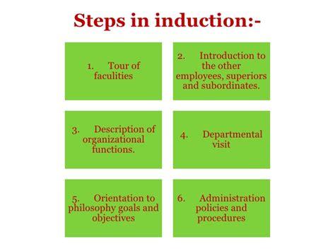 define induction programme define induction programmes 28 images module 6 9 tle module 5 a induction orientation