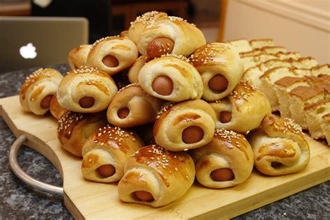 membuat roti sosej roti bun newhairstylesformen2014 com