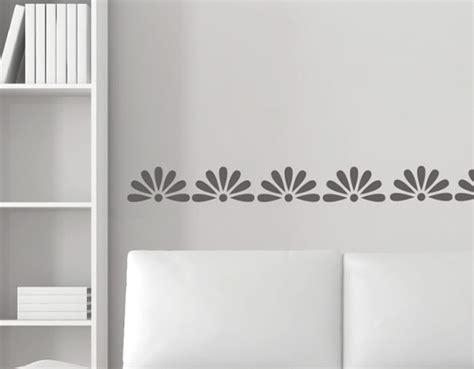 cenefas pintadas en la pared cenefas adhesivas para azulejos y paredes quot primavera