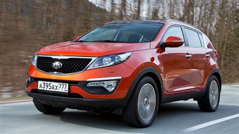 Cheap Kia Sportage I Often Rent A Car In This Rental Service I Don T My