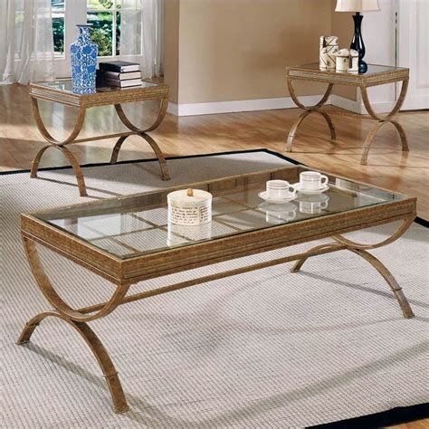 steve silver company emerson 3 coffee and end table