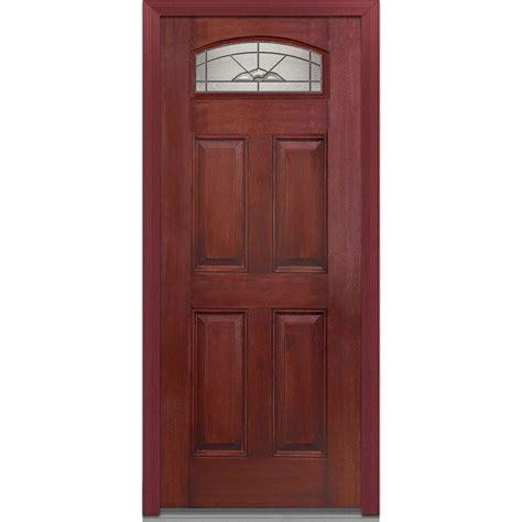 32 X 72 Exterior Door Mmi Door 32 In X 80 In Master Nouveau Left 1 4 Lite