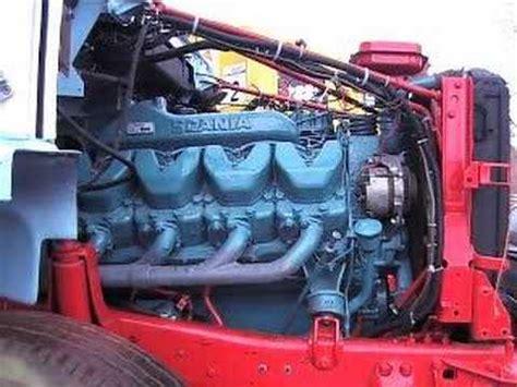 scania 140 engine