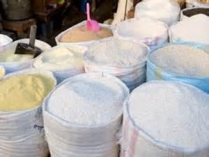 Beras Pera beras pera lebih sehat dari beras pulen meski tidak enak