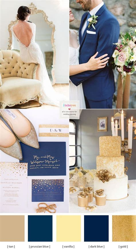 opulent blue and gold wedding theme weddin g spirations wedding gold wedding theme blue
