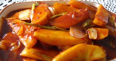 cara membuat kentang goreng wedges kentang goreng pedas tips resep cara membuat