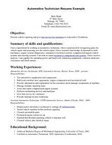 Fedex Mechanic Sle Resume by Aircraft Maintenance Technician Resume Format 2016 Car Release Date