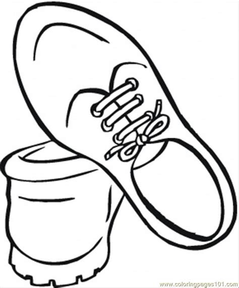 coloring pages shoes printable shoes coloring pages coloring home