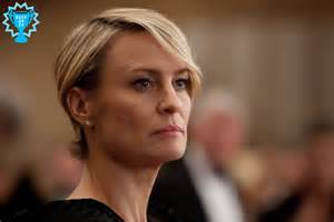 robin wright haircut best haircut robin wright on house of cards vulture