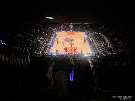 nys section 3 madison square garden section 416 new york knicks