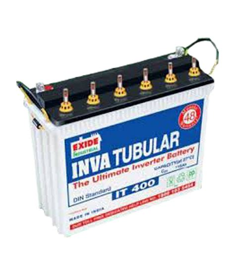 Discontinued Home Interiors Pictures by Exide Inva Tubular It 400 Industrial Electronic Components