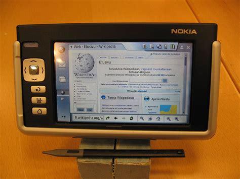 Nokia 770 Internet Tablet - Wikipedia K 1710