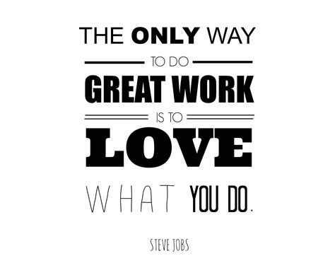 printable quotes for work free typography printables typography steve jobs and do