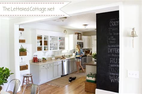 The Lettered Cottage Kitchen by Kitchen The Lettered Cottage