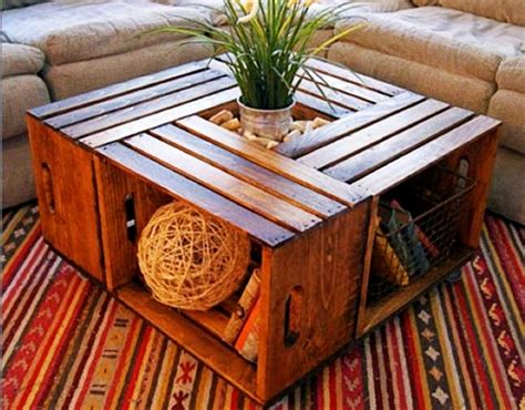 Meja Dari Kayu Palet model kreasi furniture rumah dari kayu pallet desain rumah