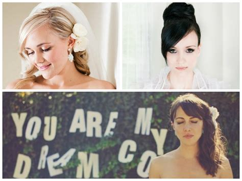 Bridal Hairstyles Side Swept Bangs by Popular Wedding Hairstyles With Bangs Hairstyles