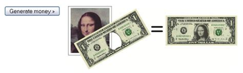 generate your own personalized money photo web cool tips