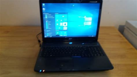 Laptop Acer Aspire Windows 10 acer aspire 7730 laptop windows 10 pro for sale in tallaght dublin from viekins