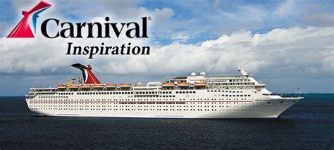 inspiration ship layout carnival inspiration carnival cruise ship