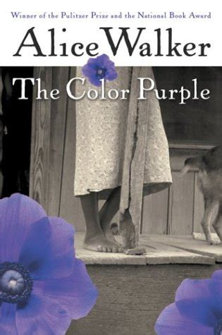 is the color purple book the same as the some thoughts on walker s the color purple 1983