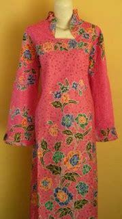 Lu Hias Motif Bunga Pink belajar desain mode busana jenis sulaman untuk busana